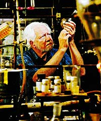 Interview with Alexander Shulgin