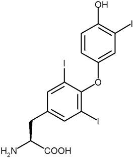 Thyroxine total